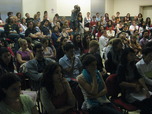 "The Audience at AUB ""Maids for Sale"" Screening"