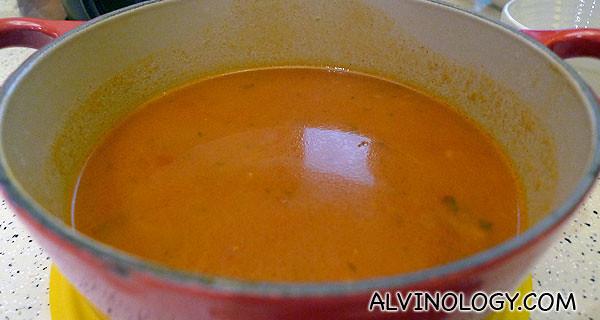 摩洛哥风味 乡土酸甜浓汤Harira Soup - Morroco's national soup
