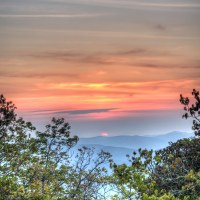 Blood Mountain Sunrise