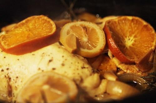 rosemary citrus chicken crockpot style