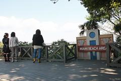 江の島めぐり―マイアミビーチ(Miami beach area, Enoshima, 2011)