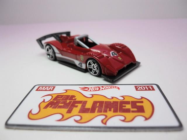 hot wheels ferrari f333 sp (2)