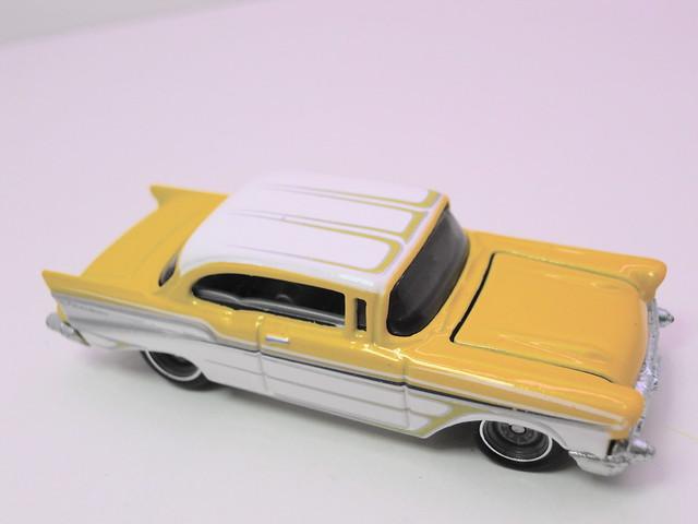 hot wheels garage '57 chevy bel air (4)