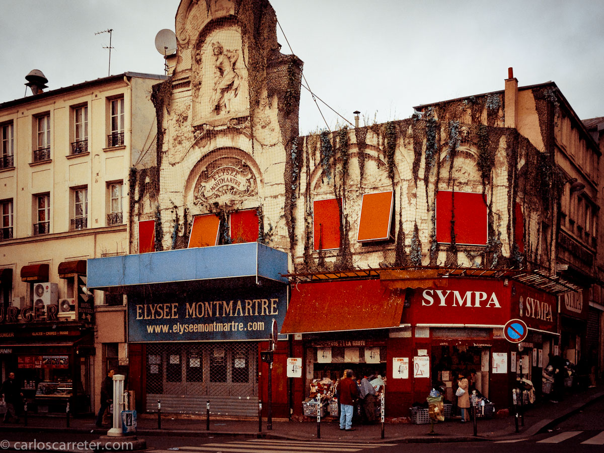 Elysée-Montmartre