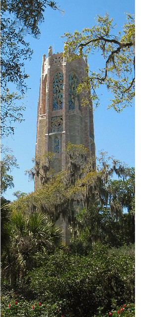 Bok Tower - with margin