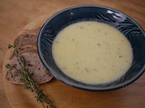 Garlic Soup