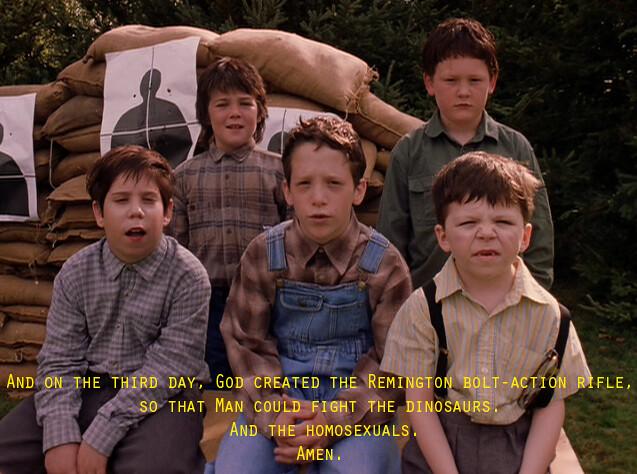 Religious Homeschool Kids
