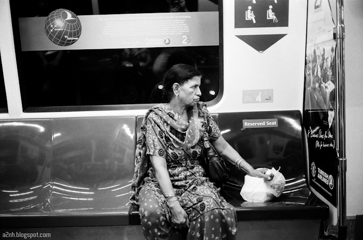 Train in Singapore
