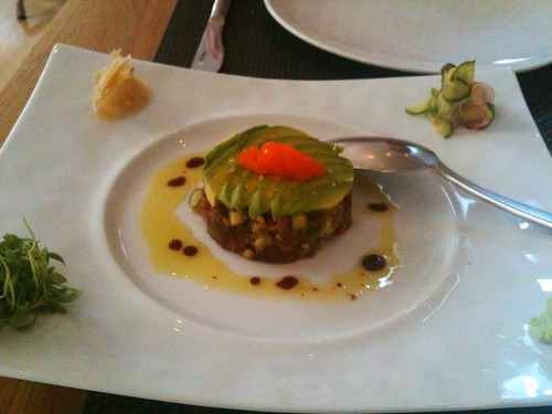 Big Eye Tuna Tartare