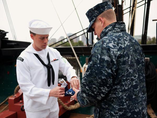 USS Constitution 6