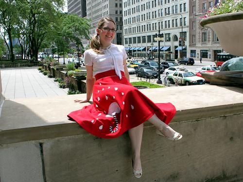 Umbrella Skirt