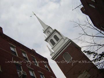 The Old North Church - Boston, MA