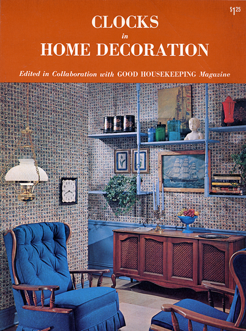 Clocks In Home Decoration (1965)