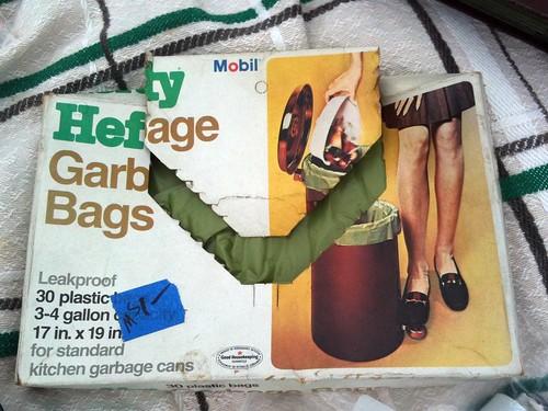 Hefty Garbage Bags - by Mobil
