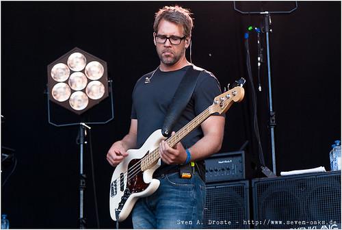 Daniel Bätge / Clueso & Band