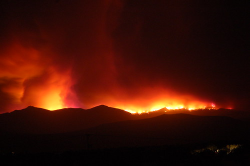 New Mexico Wildfire June 2011 by mijcar by Nature's Best Photography imageHunters