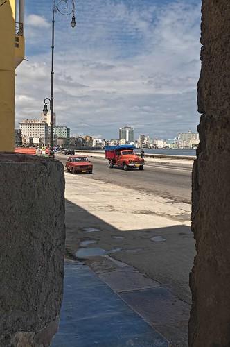 Mediodia Habanero.......Malecon, Cuba by Rey Cuba