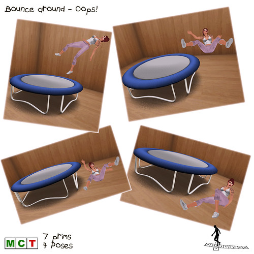 Bounce around - Oops!