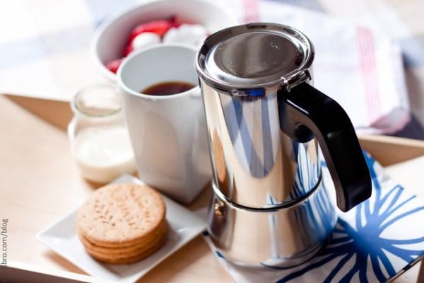 Tea Espresso & Biscuits
