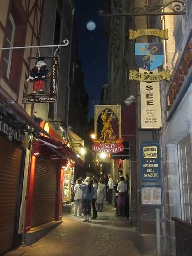 Grand Rue at Night
