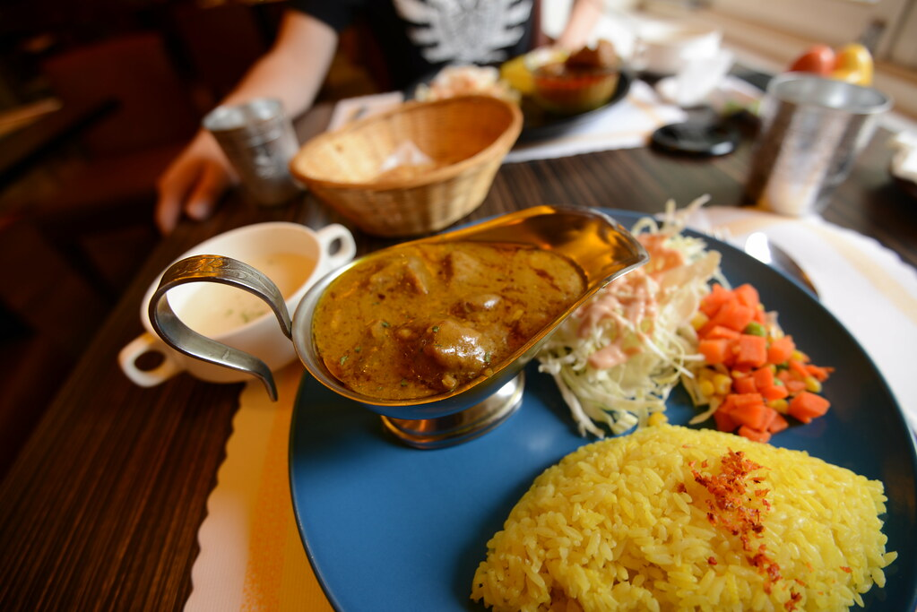 Nepal curry