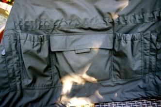 Back Pockets on SeV
