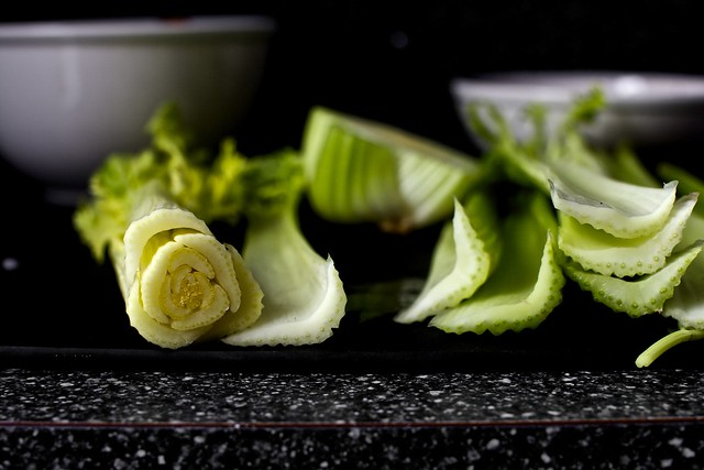 celery heart