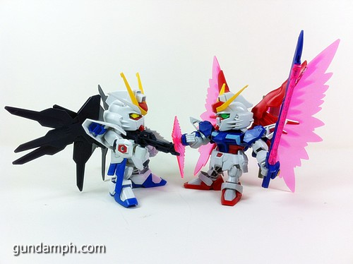 pics SD Strike Freedom Gundam (7)
