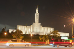 Mormon Temple, West Los Angeles