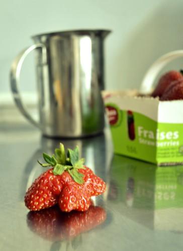 Last Strawberries