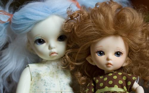 eliska and bela 062611