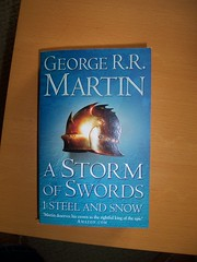 George R.R. Martin - A Storm of Swords 1: Stee...
