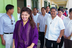 DepEd Sec. Luistro visits Ilocos Norte