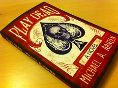Play Dead in Paperback (Raw Dog Screaming Press, 2013)