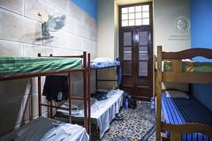 A hostel in Havana.