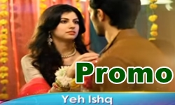 Yeh Ishq Episode 1 Promo Full by Ary Digital Aired on 30th November 2016