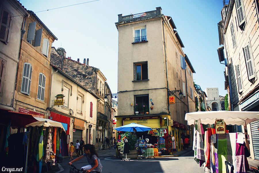 2016.10.30   看我的歐行腿  一個人旅行南法亞爾勒 Arles,但永遠不會是一個人 09