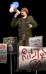 Les Sims 3 University render