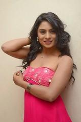 South Actress Deepika Das Hot in Pink Dress- Photos Set-6 (10)