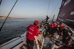 """Volvo Ocean Race 2014 - 15 Leg 7 to Lisbon • <a style=""""font-size:0.8em;"""" href=""""http://www.flickr.com/photos/67077205@N03/17812356532/"""" target=""""_blank"""">View on Flickr</a>"""