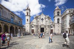 The Iglesia de Reina church in Havana.