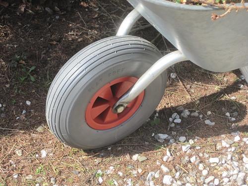 Trillebørhjul