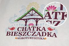 eko-torby Chatka Bieszczadka