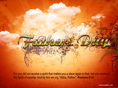 Fathers' Day - Abba Father
