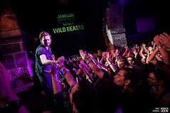20161024 - Wild Beasts - Jameson Urban Routes 2016 @ Musicbox Lisboa