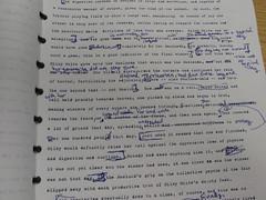Reworking, rewriting, removing
