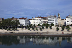 Rhone river, Lyon 8655