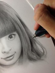 "Kyary drawing 22 • <a style=""font-size:0.8em;"" href=""http://www.flickr.com/photos/66379360@N02/9731389644/"" target=""_blank"">View on Flickr</a>"