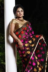 South Actress Deepika Das Traditional Photos Set-1 (15)