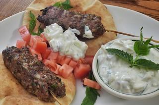 Mmm... gyro kebabs